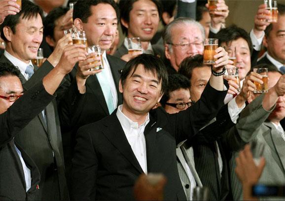 :::::橋下氏、「日本維新の会」結党を...のコピー