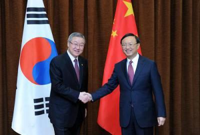 ::::::韓中通貨スワップの常設化