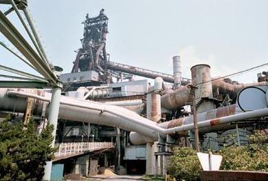 :::::鉄は国家なり。製鉄は産業の根幹を支えている。
