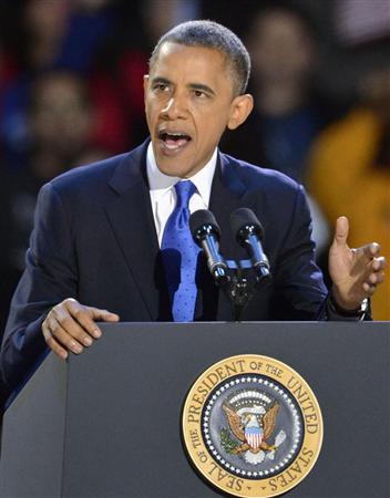 ◆再選を果たした米国のオバマ大統領
