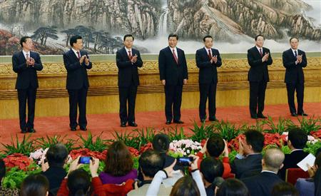 ◆中国共産党の第18期中央委員会①