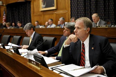 ◆テッド・フォー米国連邦下院議員