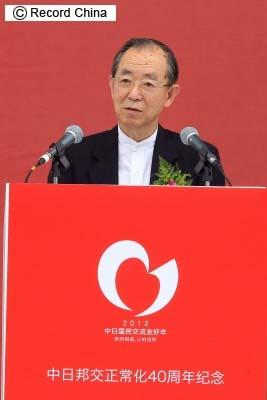 ◆丹羽駐中国大使の離任会見