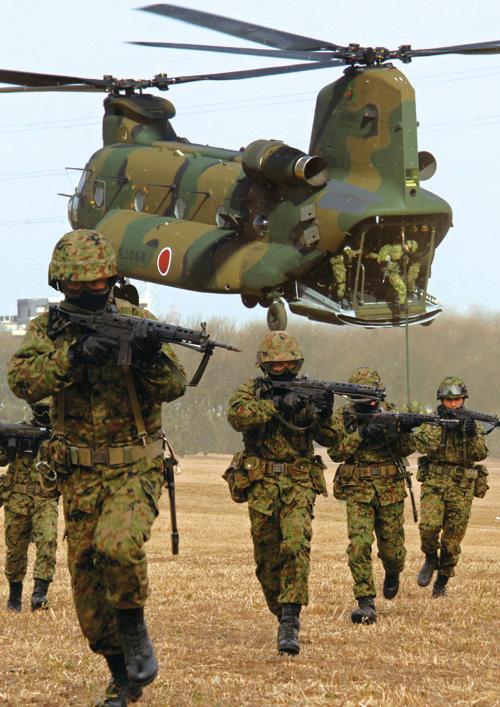 ◆陸上自衛隊 習志野駐屯地 第1空... ji_main