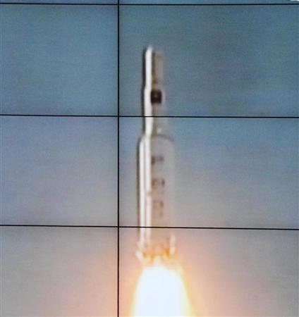 ◆◆北朝鮮超距離弾道ミサイル発射 plc12121223440027-p1