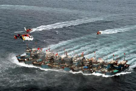 ◆◆韓国が隠した恥ずかしい秘密 韓国対中国漁民