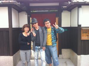 韓国からのリピーターさん