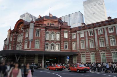 東京駅その3