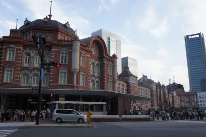 東京駅その1