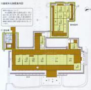 川越城マップ