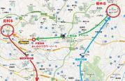 栃木足利マップ2