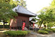 325 足利 鑁阿寺 校倉(大黒堂)と蛭子堂