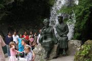 209 河津七滝 初景滝