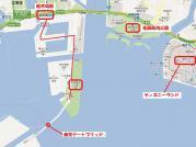 ゲートブリッジマップ