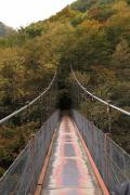 015 西沢渓谷 二俣吊橋