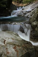 028 西沢渓谷 三重の滝