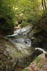 027 西沢渓谷 三重の滝