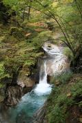 040 西沢渓谷 貞泉の滝