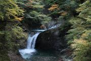 038 西沢渓谷 竜神の滝