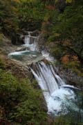 051 西沢渓谷 七ツ釜五段の滝