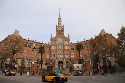 02 サン・パウ病院