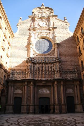02 Monasterio de Montserrat