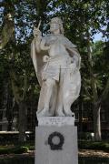1886 Plaza de Oriente