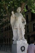 1892 Plaza de Oriente