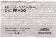Prado billete