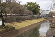 028 熊本城お堀