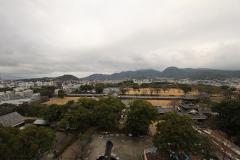 090 熊本城 天守閣