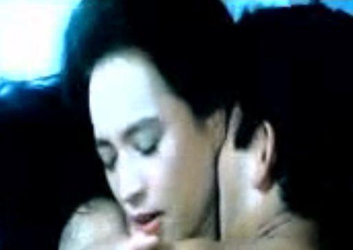 【阿木燿子】正常位で突かれて快感に身を委ねて感じまくる濡れ場
