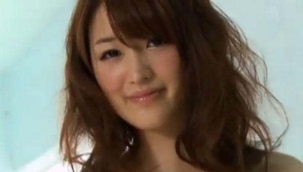 【葉加瀬マイ】セクシーフェロモン全開のシャワーシーン