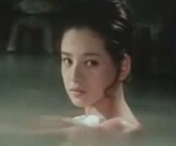 【夏樹陽子】魅惑の入浴シーン