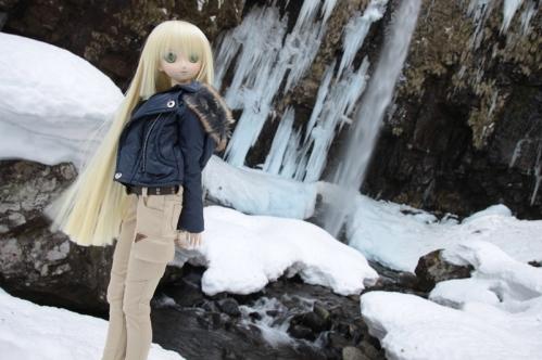 阿弥陀ヶ滝にて7