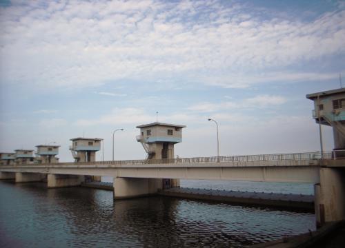 新潟島一周1新潟大堤A