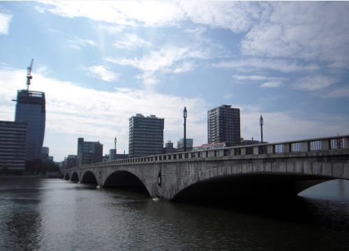 新潟島一周14万代橋L