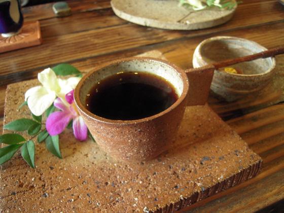 風庵 コーヒーと器(うつわ)