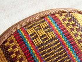 ミンサー織りの五つの■