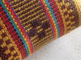ミンサー織りの四つの■