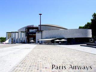 パリ ラビレット 音楽館