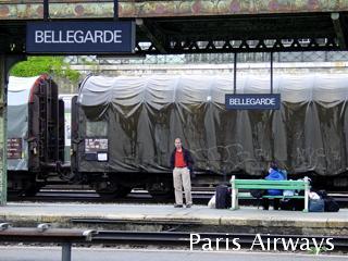 ベルガルド駅 Bellegarde
