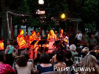 パリ commerce 音楽祭