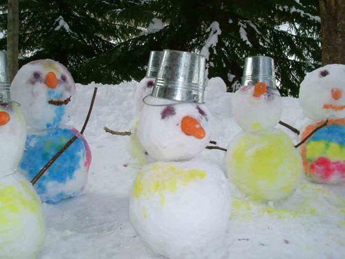 雪だるま 2007 芸森