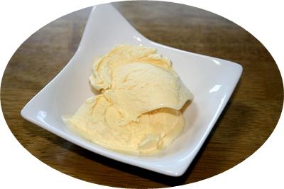 美味しいアイスでした!
