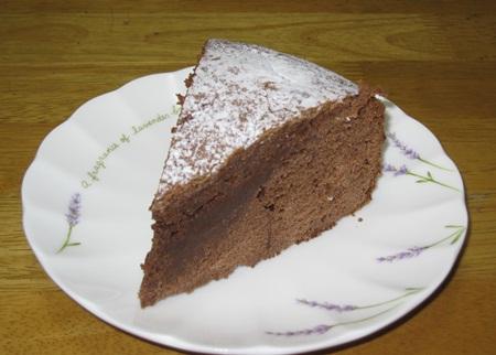チョコレートムース1