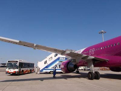 800px-Peach_aviation_boarding_by_KIX_Osaka,_JAPAN