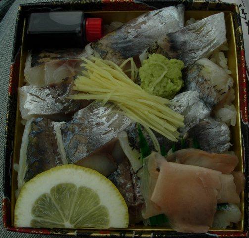 2012.9.17アジ寿司