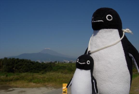 2012.10富士山とオレタチ