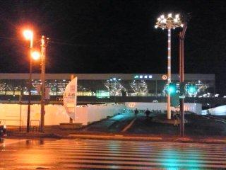 新生、旭川駅(外観)